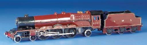 A Hornby Series Electric 'Prin