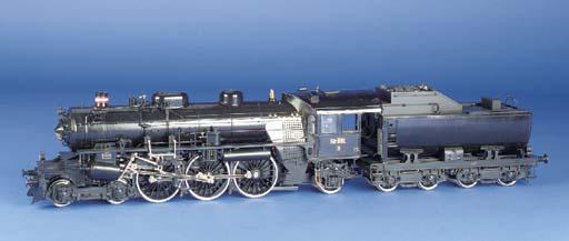 A Bockholt two-rail electric D