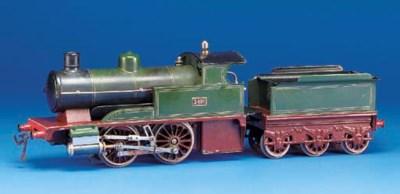 A Bing spirit-fired steam Grea