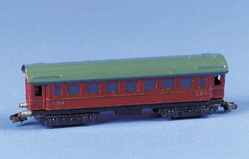 A pre-war  Märklin British-mar