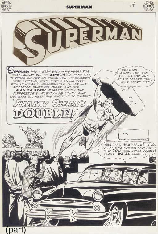 Superman/D.C. National Comics