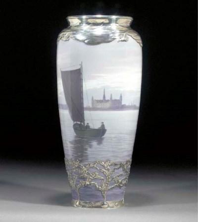 A Royal Copenhagen porcelain '