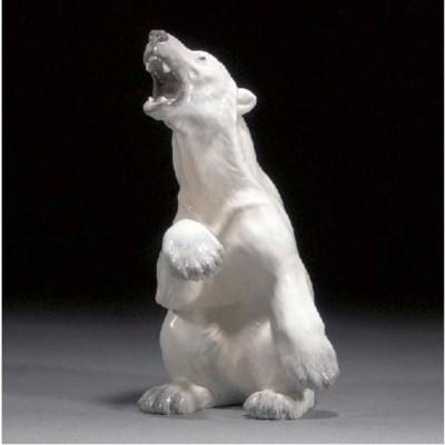 A Dahl-Jensen porcelain figure