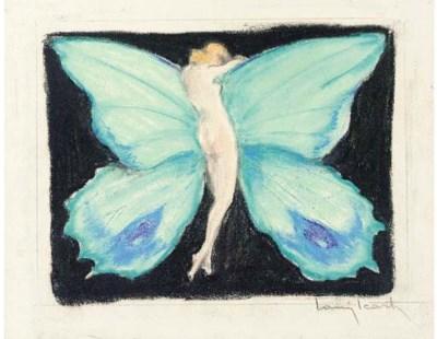 'Woman In Wings'