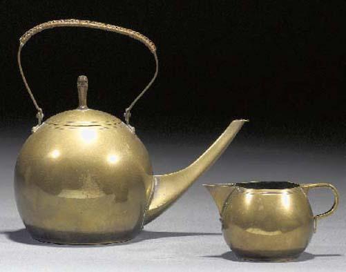 An Jan Eisenloeffel brass kett