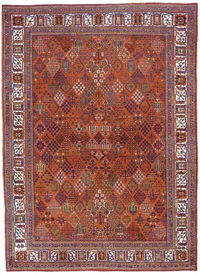 A fine Joshaghan carpet, Centr