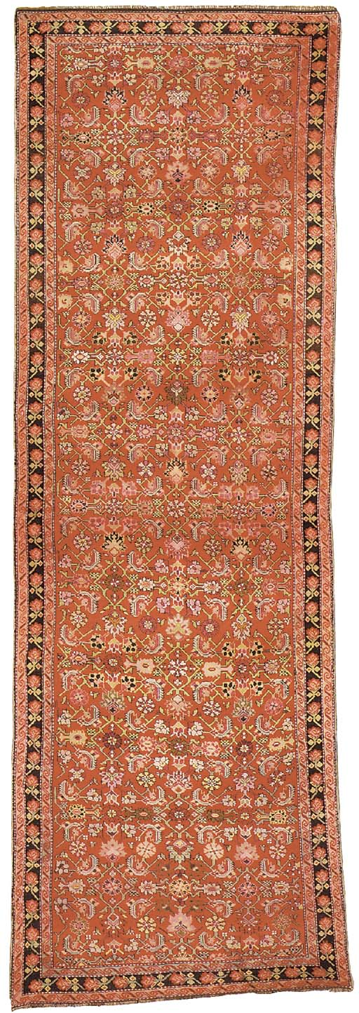 An antique Karabagh kelleh, So
