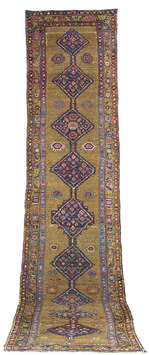 A Serab runner, North-West Persia