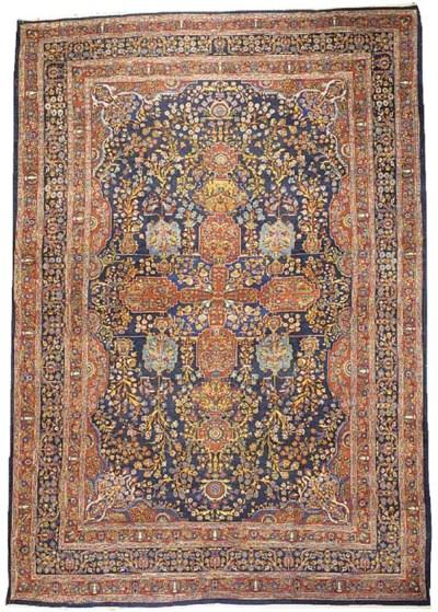 A fine West Persian carpet