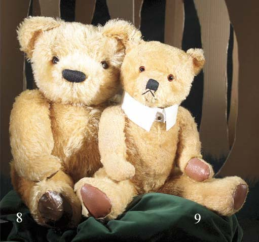 A Lindee Toys (Australian) ted