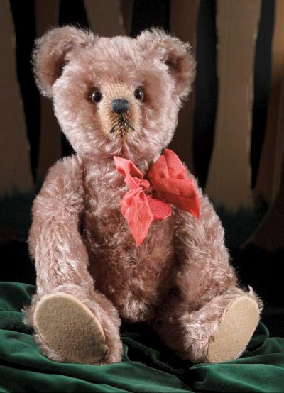 A Schuco yes/no Tricky teddy b