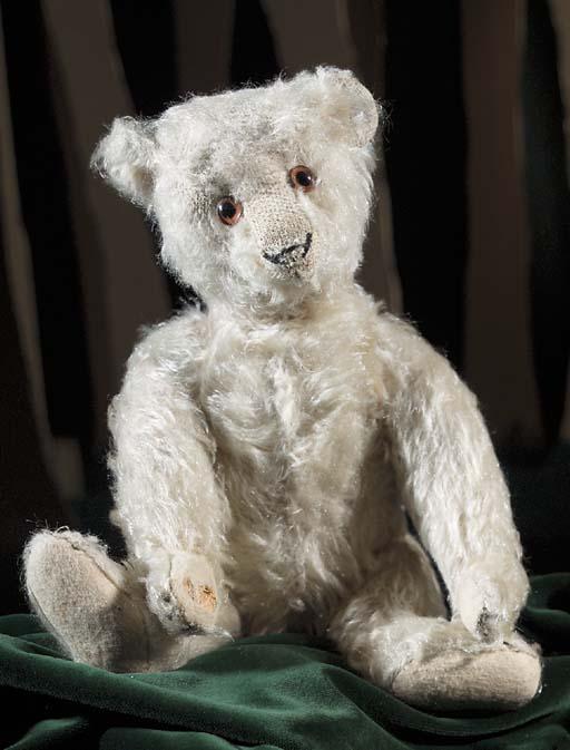 A rare Steiff teddy bear