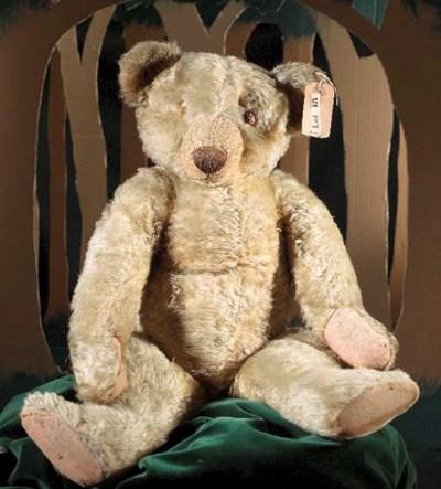 'Lot 13', a Chad Valley teddy