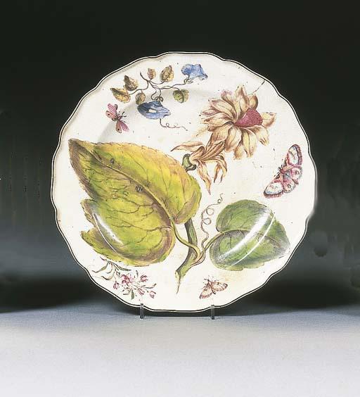 A Chelsea 'Hans Sloane' botani