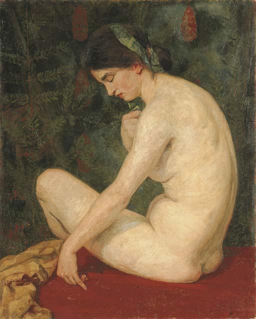 SIGISMUND RIGHINI (1870-1937)