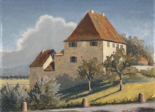 NIKLAUS STÖCKLIN (1896-1982)