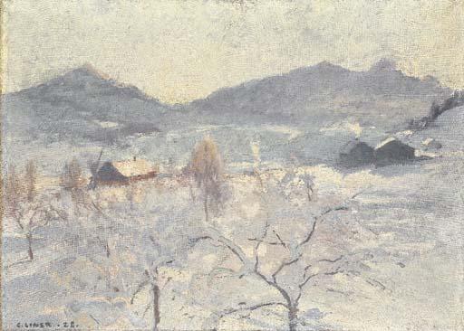 CARL LINER sen. (1871-1941)