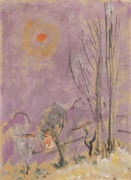ERNST MORGENTHALER (1887-1962)