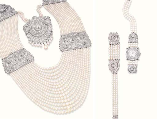 AN IMPRESSIVE SUITE OF PEARL A