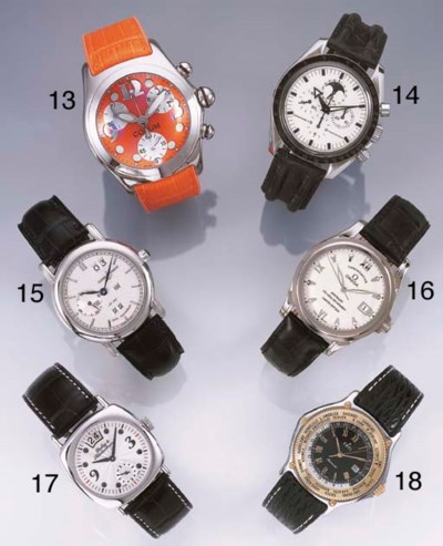 EBEL. A STAINLESS STEEL AND GO