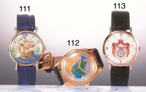 PATEK PHILIPPE AND LATER. AN 1