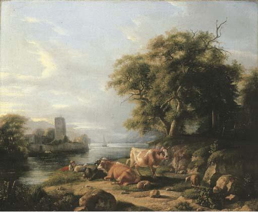 JEAN-DANIEL HUBER (1754-1845)