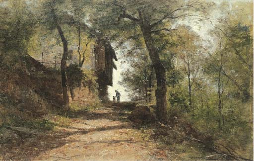 GUSTAVE CASTAN (1823-1892)