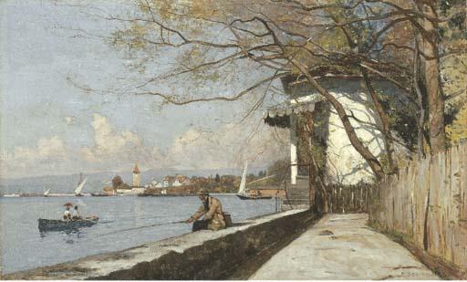 FRANCOIS BOCION (1828-1890)