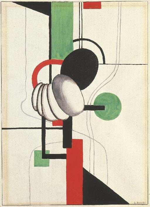 GUSTAVE BUCHET (1888-1963)