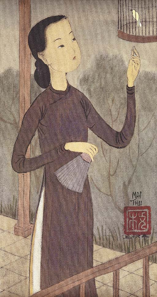 MAI THU (Vietnam 1906-1980)
