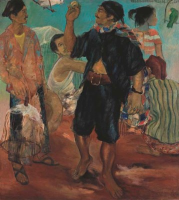 SOETOPO (b. Indonesia 1931)
