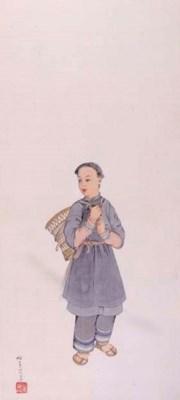 PANG XUNCHIN (1906-1985)