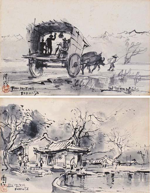 LAN YINDING 9RAN IN-TING, 1903