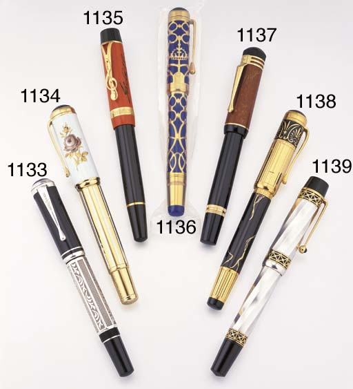 MONTBLANC. A LIMITED EDITION A