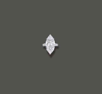 A DIAMOND RING, BY CARVIN FREN
