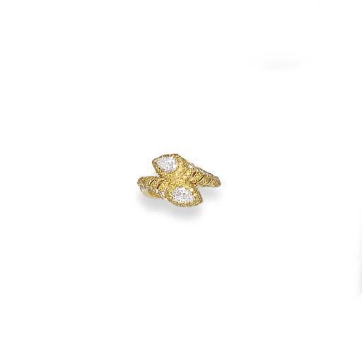 A DIAMOND AND YELLOW DIAMOND C