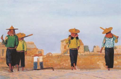 CHEN YI MING (BORN IN 1951)