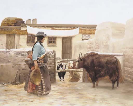 CAO LI WEI (BORN IN 1956)