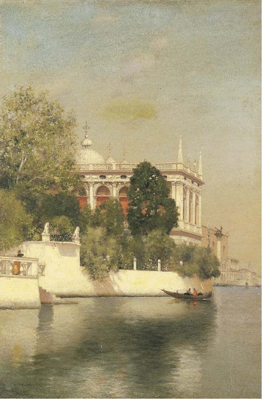 WARREN SHEPPARD (1858-1937)