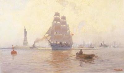 ALEXANDER KIRCHER (B. 1867)
