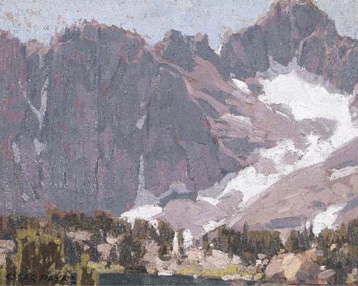 EDGAR PAYNE (1882-1947)