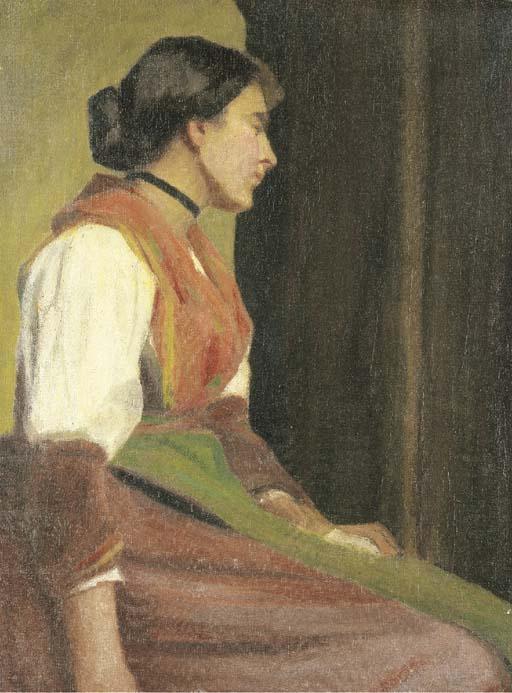 ALSON SKINNER CLARK (1876-1949