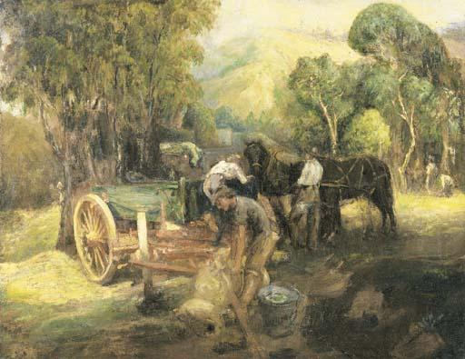 JEAN MANNHEIM (1863-1945)