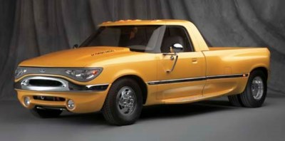 FORD POWER STROKE CONCEPT