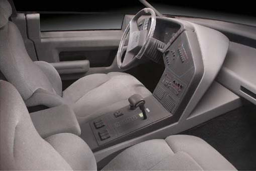 FORD PROBE IV (2) CONCEPT