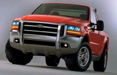 FORD POWERFORCE CONCEPT