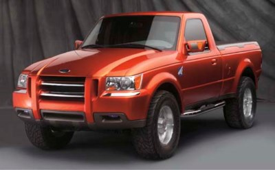 FORD RANGER POWERFORCE CONCEPT