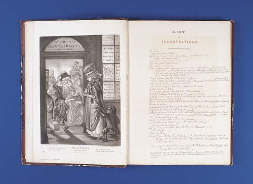 LOTTERY, A history of the Lott