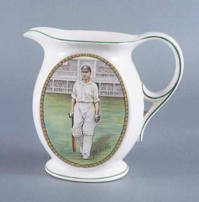 JACK HOBBS ceramic, porcelain