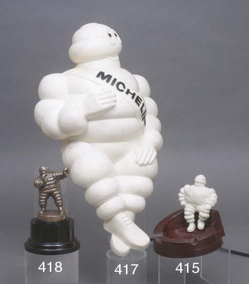 MICHELIN LAMP, circa 1950, Bib